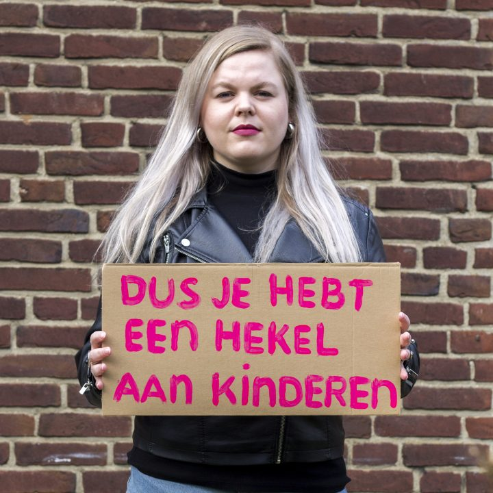 Emma Knoops, Geen Kind, prima toch?
